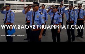 Những yếu tố tạo nên tên tuổi của Công ty bảo vệ Thuận Phát