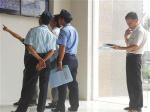 Bảo vệ khu chung cư an toàn, chuyên nghiệp cùng Thuận Phát