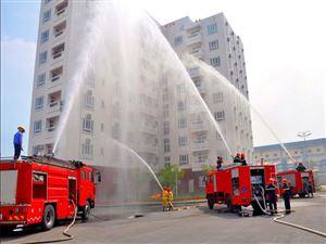 Kinh nghiệm phòng cháy chữa cháy chữa cháy hiệu quả cho các tòa nhà cao tầng
