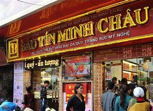 Triển khai bảo vệ hệ thống cửa hàng vàng bạc đá quý Bảo Tín Minh Châu
