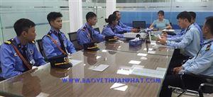 Triển khai bảo vệ công ty STARVIEW Hà Nội