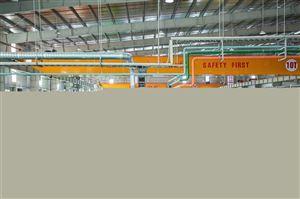 Bảo vệ Thuận Phát - Triển khai bảo vệ nhà máy nhựa Bình Thuận
