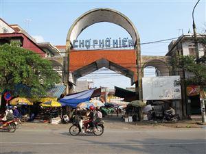 Bảo vệ Thuận Phát - Triển khai bảo vệ chợ Phố Hiến Hưng Yên