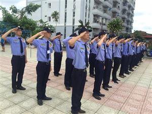 Bảo vệ Thuận Phát thực hiện dự án bảo vệ Công ty An Khang