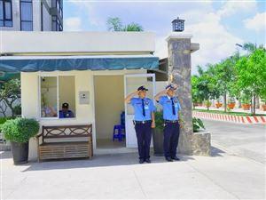 Thuận Phát triển khai dịch vụ bảo vệ KCN Châu Sơn, Hà Nam