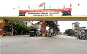 Bảo vệ Thuận Phát triển khai bảo vệ KCN Đồng Văn I, Hà Nam