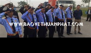 Thuận Phát triển khai bảo vệ nhà máy dụng cụ cắt số 1 tại Hà Nội