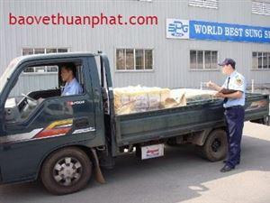 Thuận Phát triển khai bảo vệ kho hàng tại Hải Dương