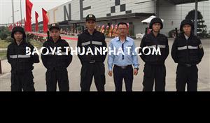 Bảo vệ Thuận Phát triển khai dự án bảo vệ nhà máy MCNEX