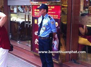 Ý nghĩa của dịch vụ bảo vệ cửa hàng kinh doanh vàng bạc đá quý