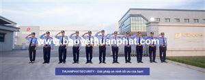 THUẬN PHÁT TPSECURITAS công ty bảo vệ nhà máy uy tín nhất hiện nay